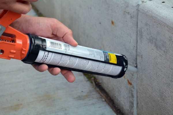 Полиуретановый герметик для заделки швов: применение, как пользоваться, характеристики