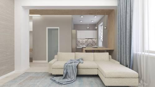 Квартира 50 кв. м.: 115 фото основных стилей и продуманных идей оформления небольших квартир – строительный портал – strojka-gid.ru