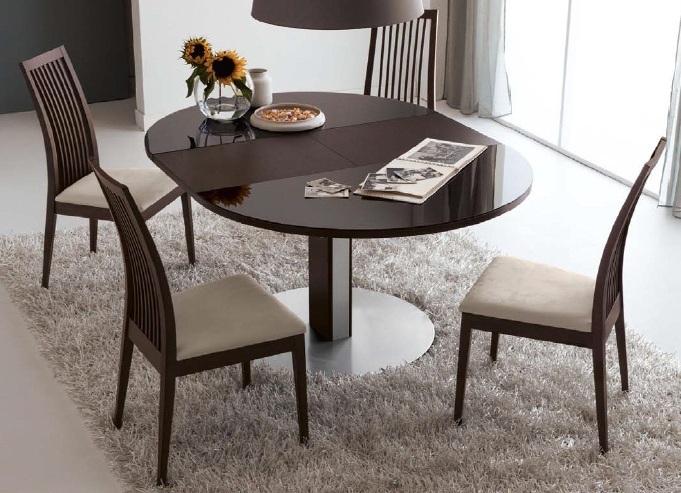 стол кухонный круглый