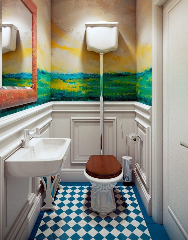 Отделка туалета пластиковыми панелями: подготовительные работы и пошаговый процесс отделки своими руками