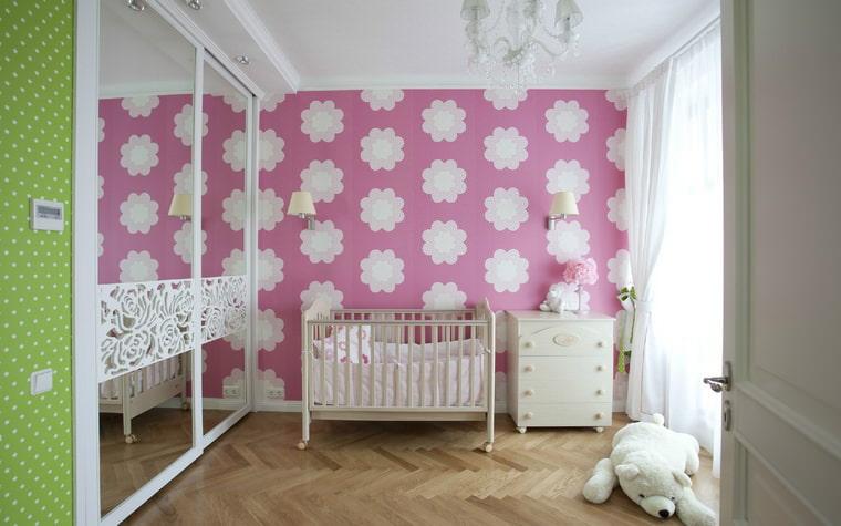 Обои для комнаты девочек-подростков (67 фото): как выбрать красивые обои для стен в спальню девочек 12-16 лет, дизайнерские идеи