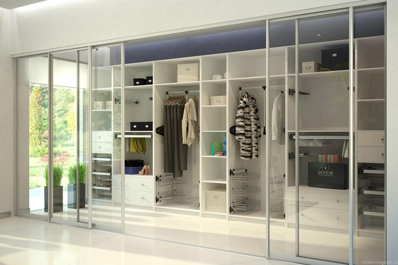 Как сделать гардеробную комнату своими руками: дизайн-проекты