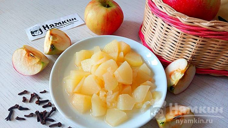 яблоки на зиму заготовки рецепты