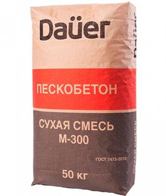 пескоцемент м300