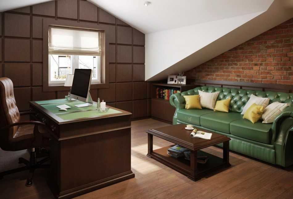 Стол в стиле лофт: обеденный, кухонный, круглые деревянные столешницы - 27 фото