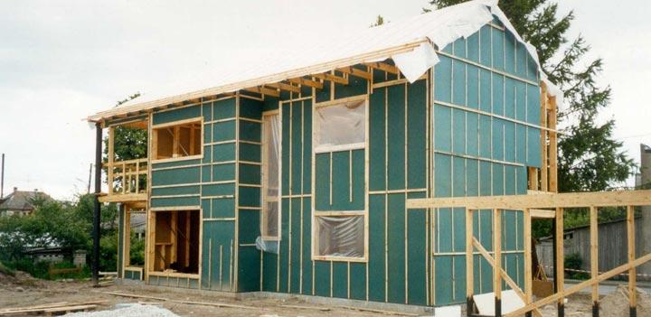 Ветрозащита для стен каркасного дома: зачем нужна и куда крепится