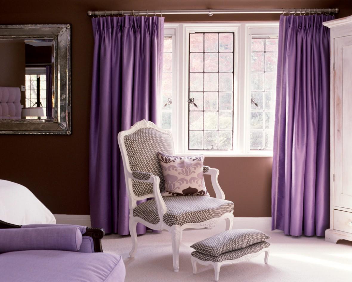 Красивые шторы для гостиной: фото с идеями оформления
