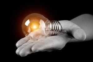 как сделать бесплатное электричество 220 вольт
