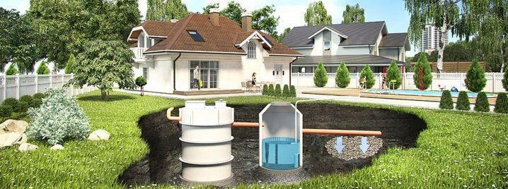 канализация для частного дома