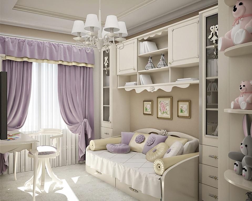 маленькая комната для мальчика