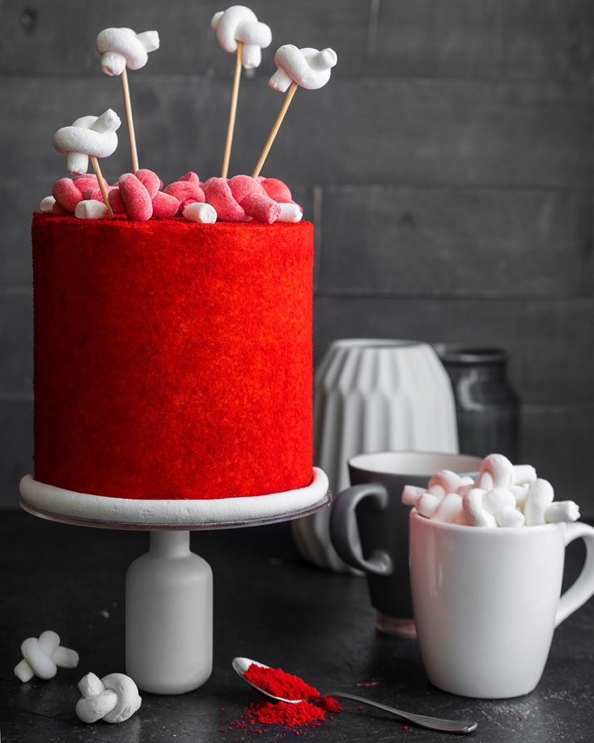 Как украсить торт в домашних условиях ягодами и фруктами