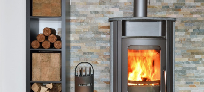 Печи камины с обзором огня и эффектным внешним видом