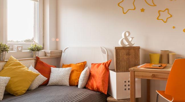 Как сделать комнату уютной и красивой своими руками: как создать уют в однокомнатной квартире и доме, детали интерьера зала, фото