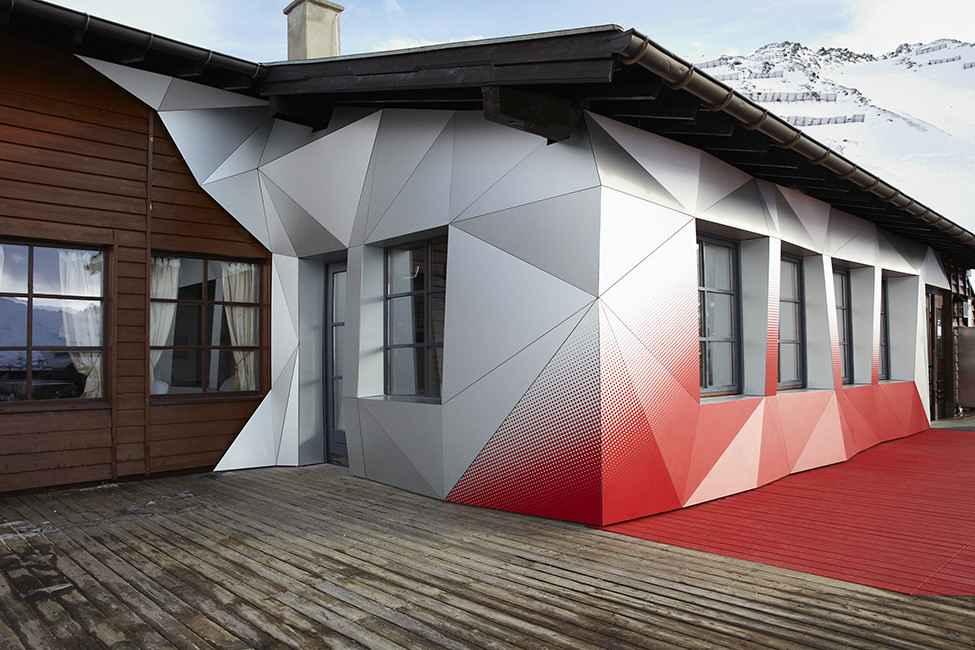 Как правильно монтировать фасад?