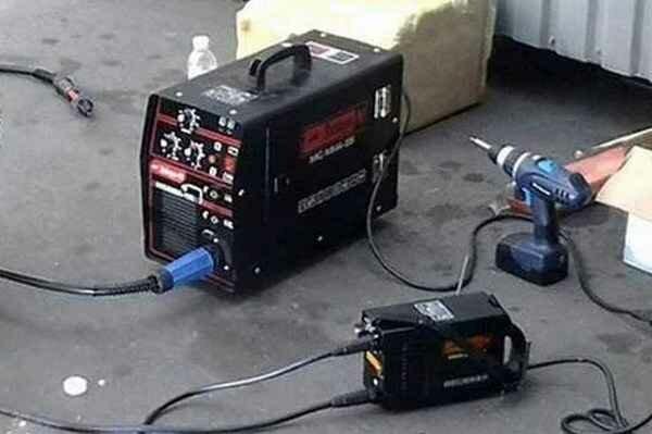 генератор для сварки инвертором