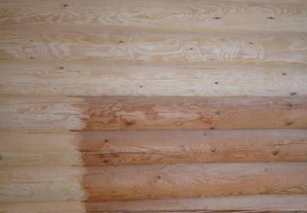 отбеливатель для древесины какой лучше
