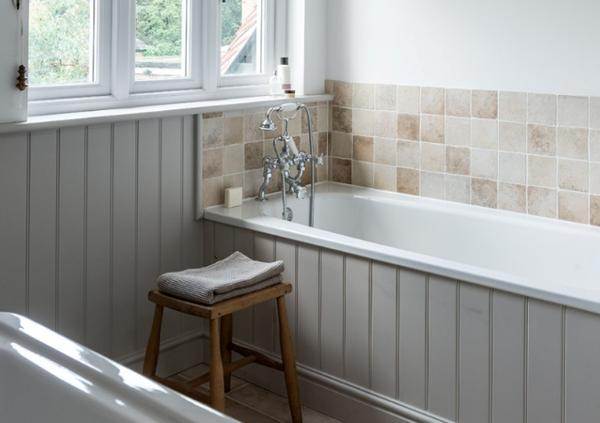 Чем отделать ванную комнату кроме плитки - способы отделки ванной - vannayasvoimirukami.ru