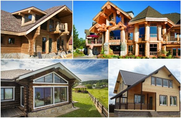экологические дома