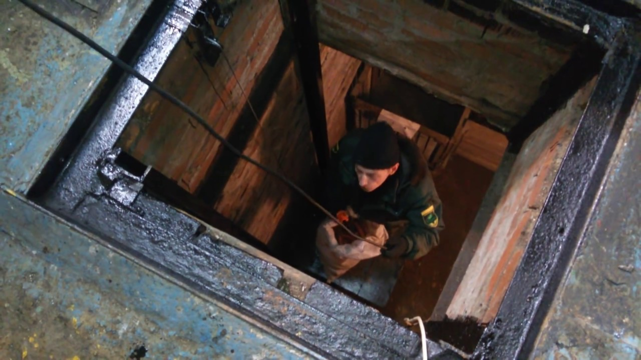 Как построить лифт в погреб своими руками?