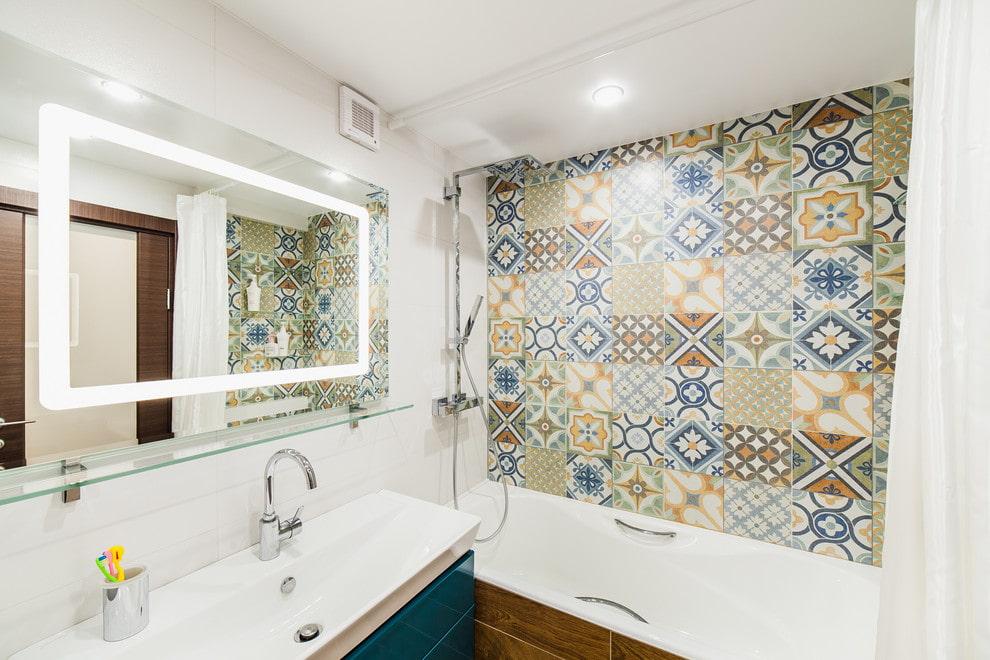 Какую плитку выбрать для маленькой ванны + видео / vantazer.ru – информационный портал о ремонте, отделке и обустройстве ванных комнат
