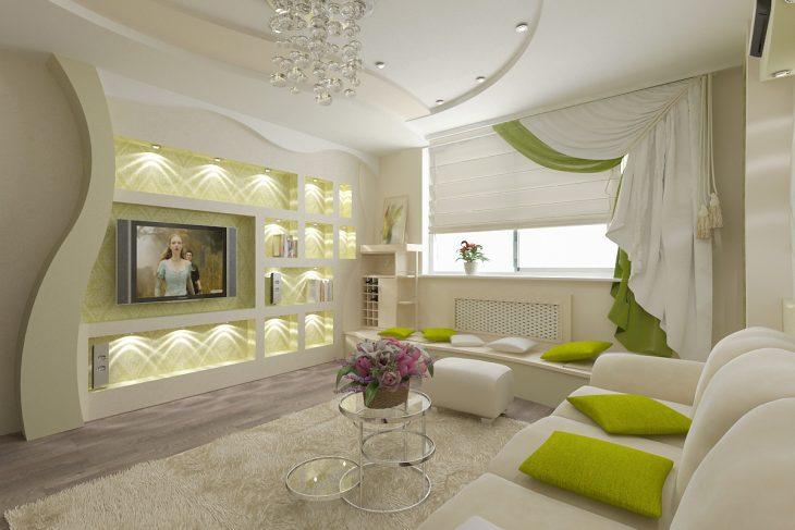 Существующие модели мебели для зала в квартире, советы дизайнера и фото
