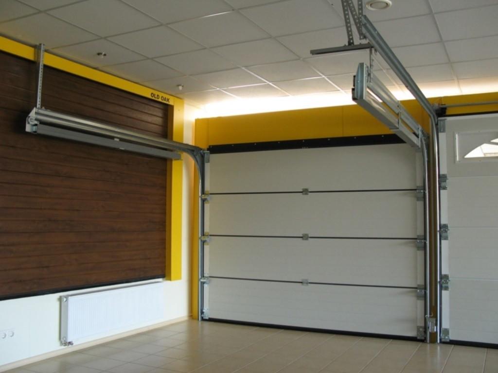 Подъемные ворота для гаража | 7 фактов