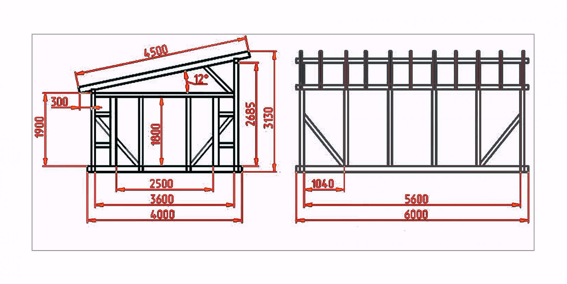 Как построить сарай своими руками - инструкция пошаговая!