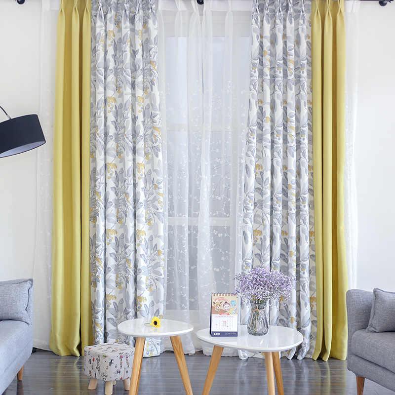 Как выбрать шторы из льна: 30 идей для интерьера