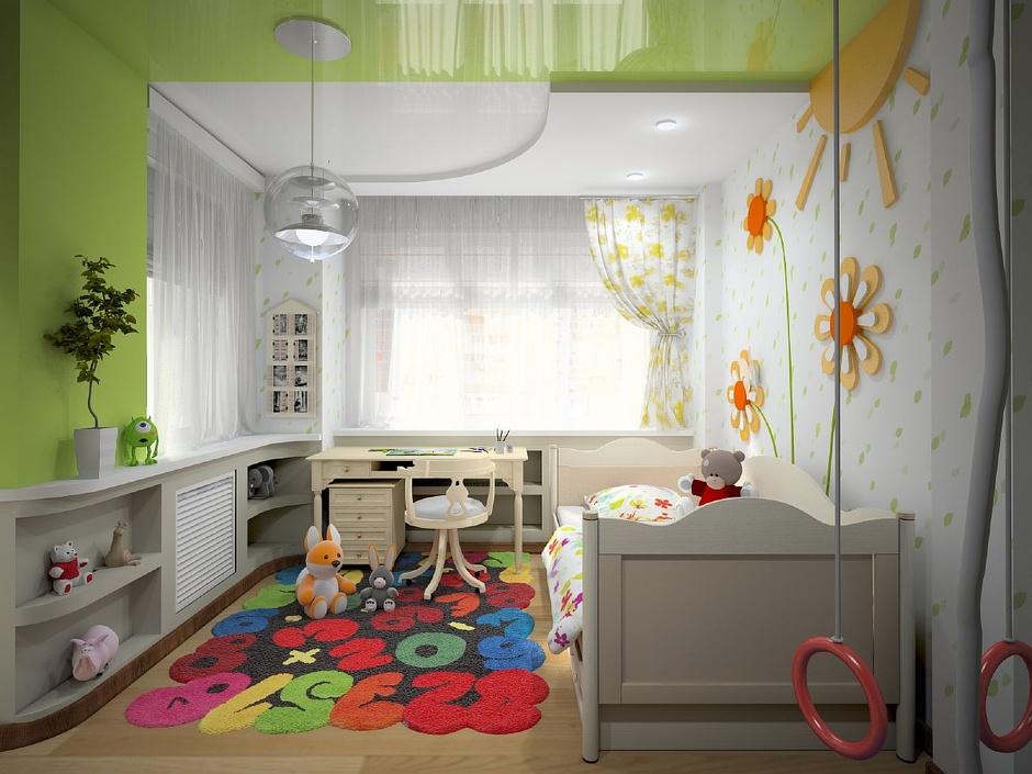 Выбираем кровать для ребенка 2-3 лет и старше