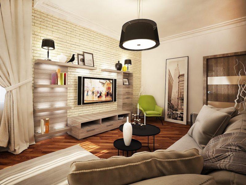 Мебель для гостиной в современном стиле: 100 фото красивых примеров