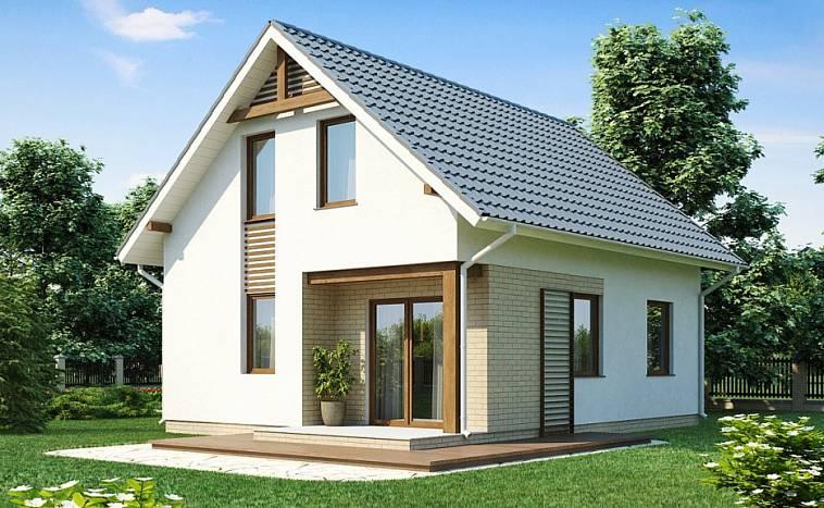 проект дома 6 на 10 двухэтажный