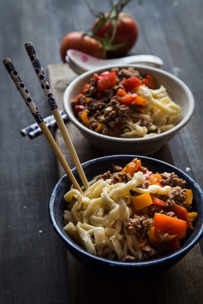 лучшие блюда в казане на костре