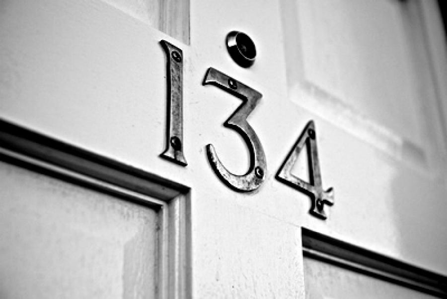 таблички на дома с адресом образцы