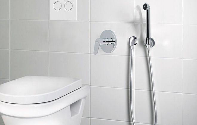 Гигиенический душ для унитаза: виды, их конструктивные особенности,  и правила подключения