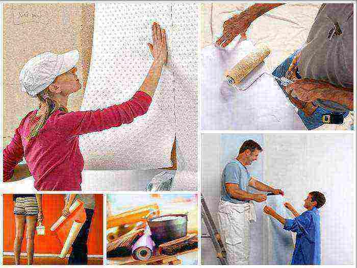 Подготовка стен к поклейке обоев: инструкция пошагово