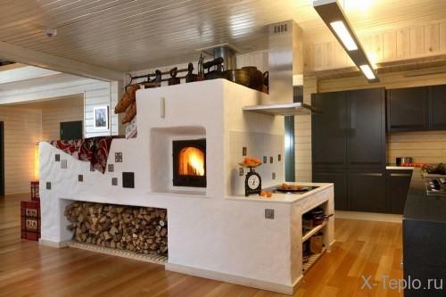 Печи для дома: и их виды, какая печка лучше для обогрева загородного дома