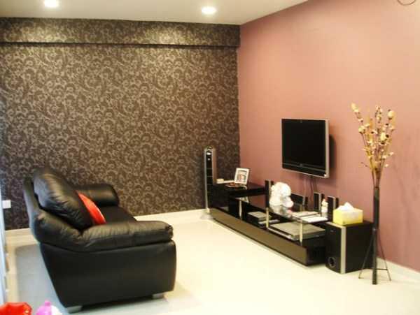 Черные обои: 108 фото лучших сочетаний для комнат и помещений