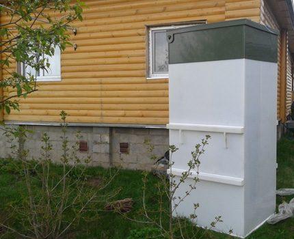 Локальные очистные сооружения для частного дома