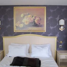 На какой высоте лучше повесить бра: в спальне, в коридоре и в других комнатах