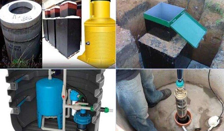 Скважина на воду: фильтры и бурение, очистка и насос для дачи - byrilka