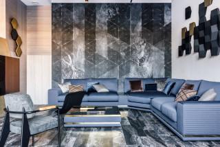 Дизайн узкой и вытянутой комнаты: 100 лучших идей yна фото