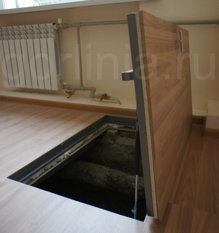 Люк для погреба (38 фото): крышка для подвалов на амортизаторах, чертежи своими руками, как сделать дверь под плитку