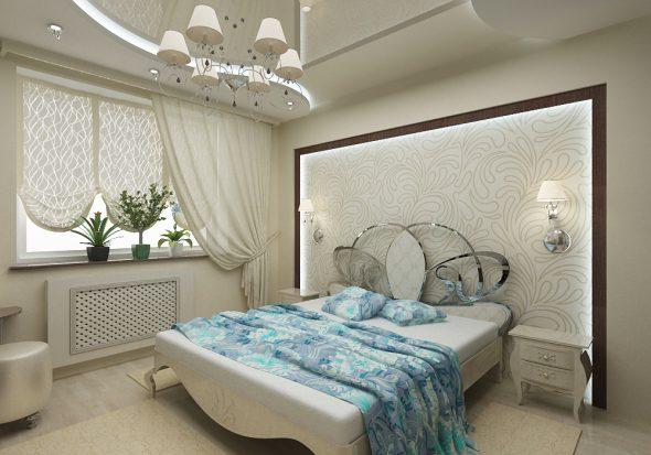 Высота бра над кроватью в спальне: на какой высоте расположить бра над кроватью, другие нюансы размещения.