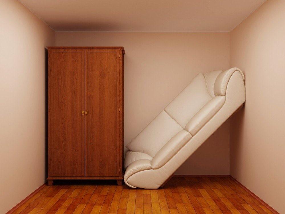 Как правильно подобрать мебель для маленьких квартир