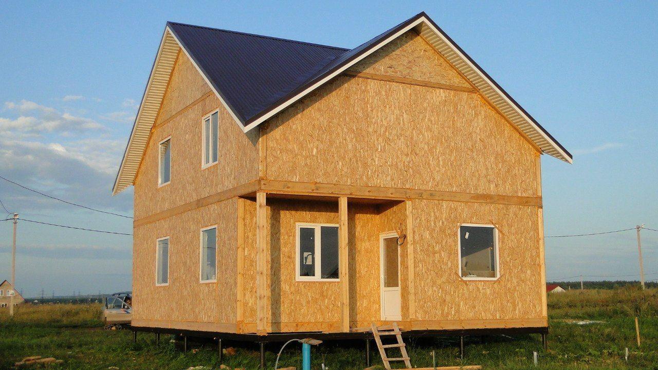 Дома из железобетонных панелей — какие есть особенности у таких построек?