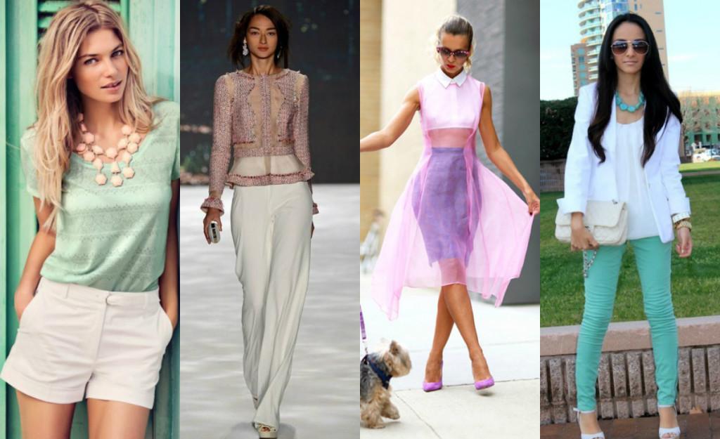 Сочетание цвета в одежде: теория и примеры