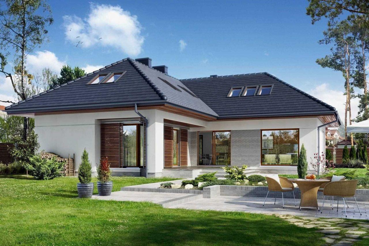 проект г образного дома