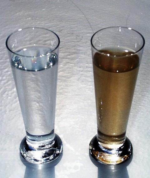 Железистая вода — чем вредна и чем полезна | польза и вред
