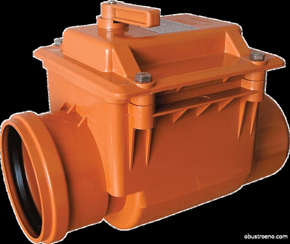 Воздушный клапан для канализации: что это такое, установка, устройство