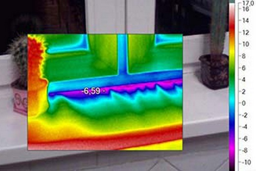Коэффициент теплопередачи алюминиевого окна по iso 10077-1